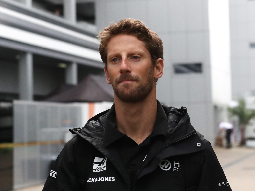 Romain Grosjean disappointed