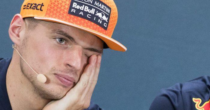 Max Verstappen: 22 races could break up families
