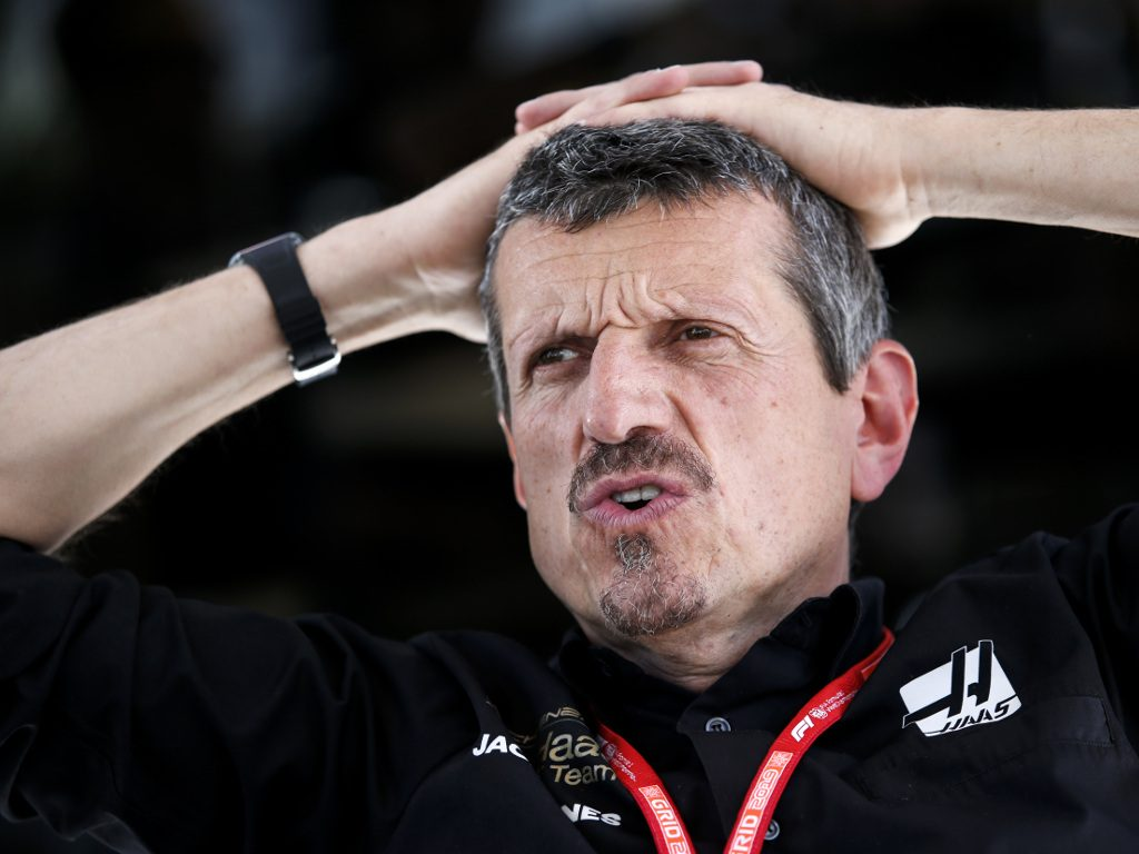 Guenther Steiner in favour of qualy 'experiments'