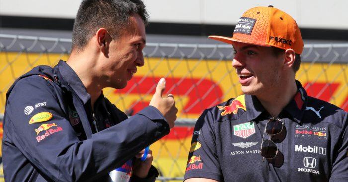 Max-Verstappen-and-Alexander-Albon-PA