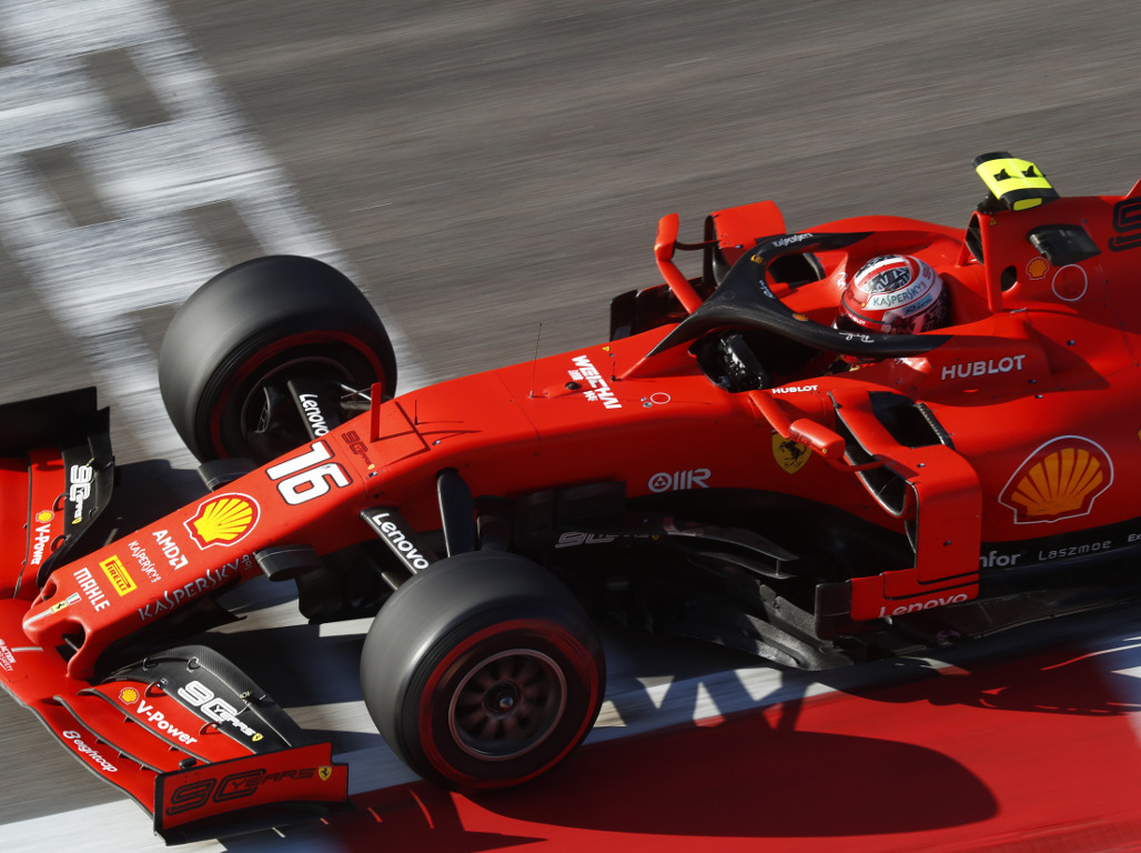Charles-Leclerc-crosses-the-line-PA