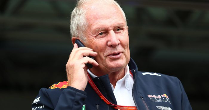 Helmut Marko says his claim that Red Bull's 2020 line-up would be confirmed after Mexico was a mistake.