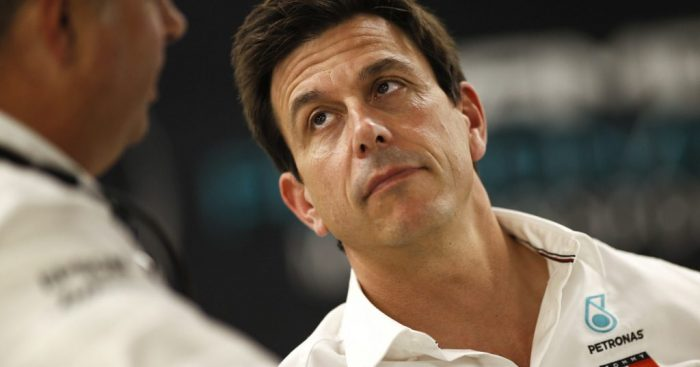 Toto Wolff admits 'one risk' to reviving McLaren relationship