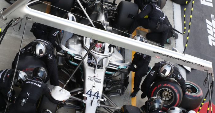 Toto Wolff vows to 'keep foot on the throttle'
