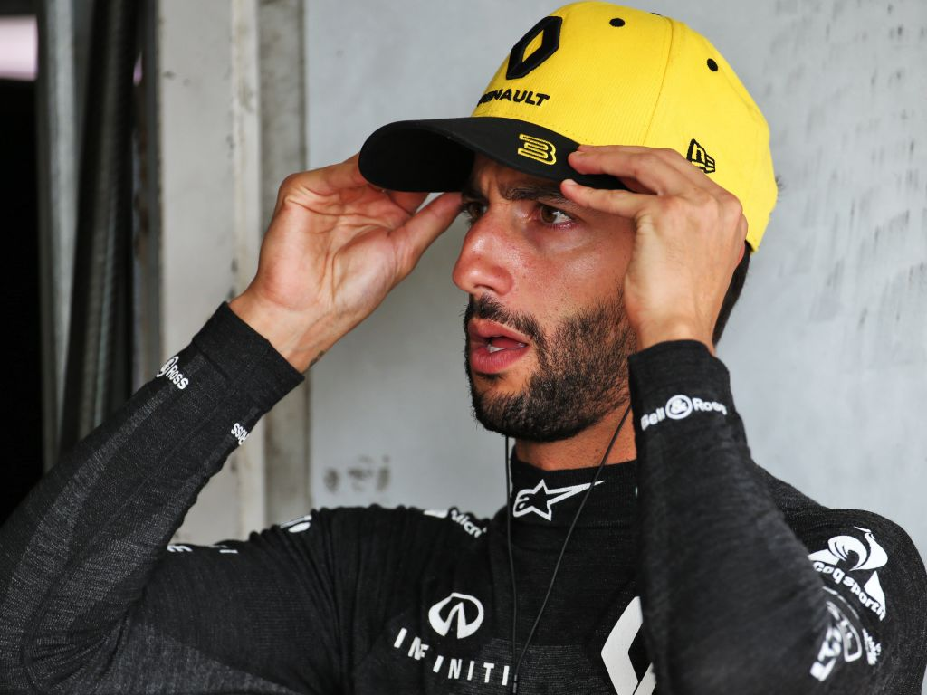 Renault say results in 2020 won't be strong enough alone to convince Daniel Ricciardo to stay.