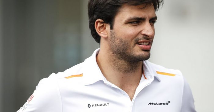 Carlos Sainz feels he's in the best shape of his career.