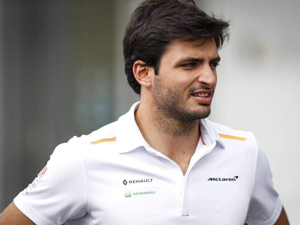 Carlos Sainz believes he will improve by carving out a long-term career with McLaren.