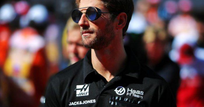 Romain Grosjean feels it was important that he spoke out early about Haas' 2019 problems.