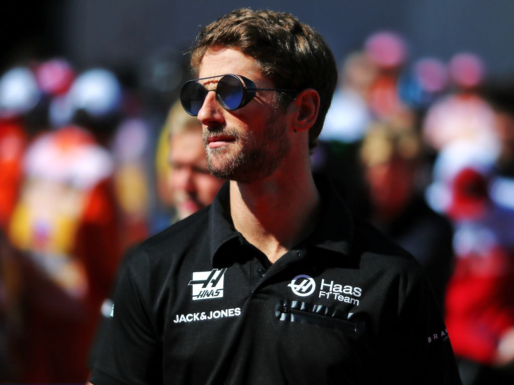 Romain Grosjean brushes off the internet trolls - people in the street don't make such harsh comments.
