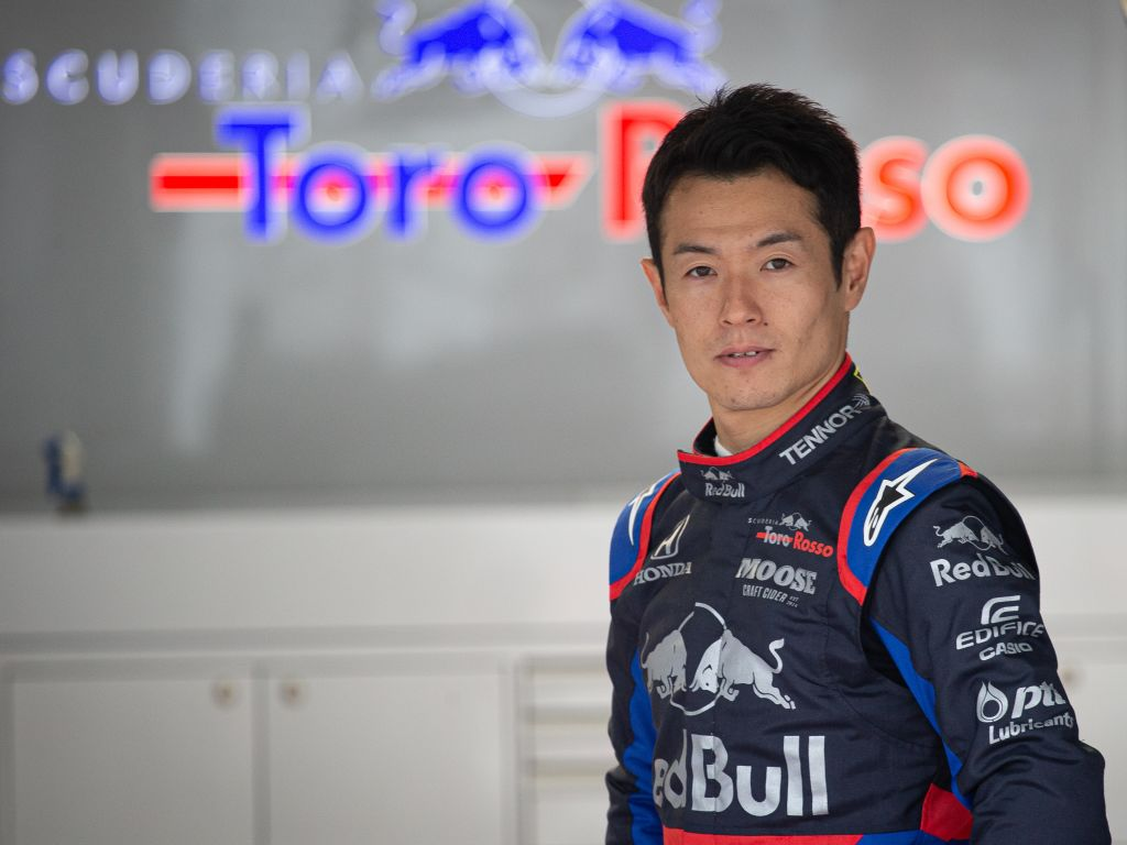 Daniil Kvyat and Pierre Gasly were impressed by Naoki Yamamoto's FP1 outing at Suzuka.