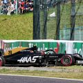 "Kevin Magnussen admits that his qualifying crash in Japan was ""quite embarrassing""."