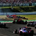 Max Verstappen clashes with Charles Leclerc