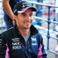 Sergio Perez scores points in Japan despite crashing out.