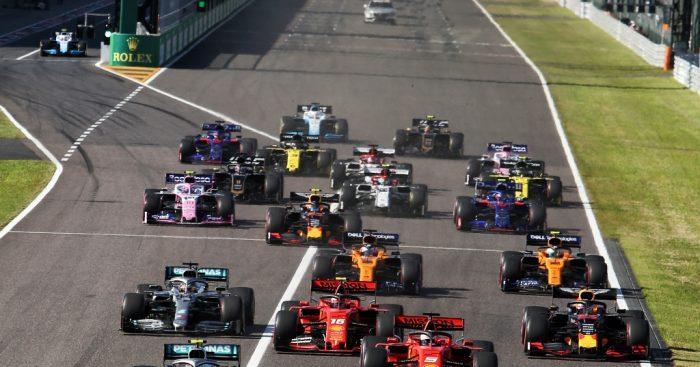 Stewards explain why Vettel wasn't penalised for jump start