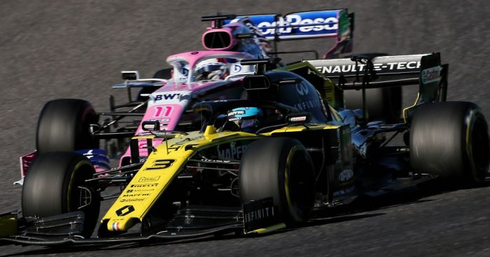 Racing Point wanted to copy Renault's brake bias system.