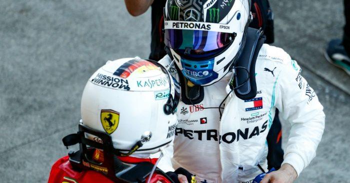 Valtteri Bottas Sebastian Vettel Japanese Grand Prix driver ratings
