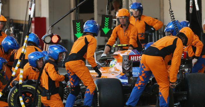 Andreas Seidl: Charles Leclerc put everyone at risk