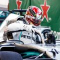 Lewis Hamilton not looking to 'rush' Drivers' title