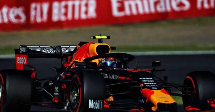 Christian Horner says the second seat at Red Bull for 2020 is Alex Albon's to lose.