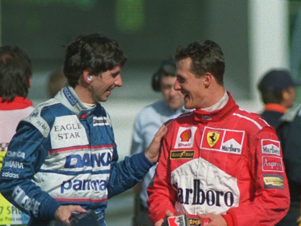 Damon Hill reflects on 1994 Championship battle with Michael Schumacher.