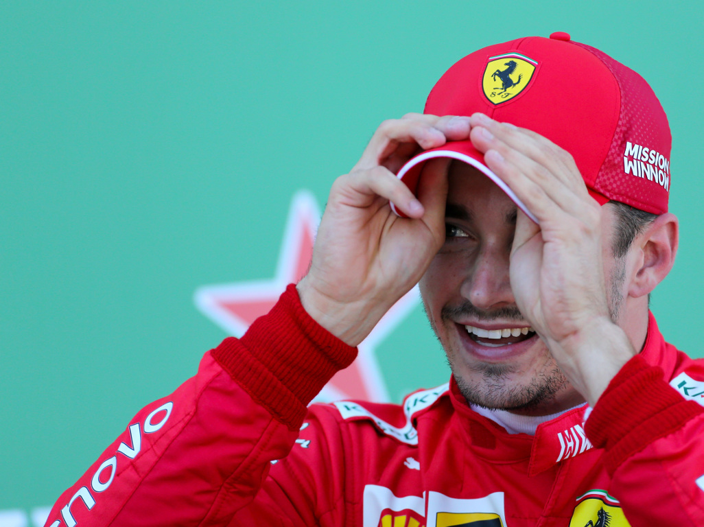 'Charles Leclerc will win title with the right car'