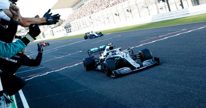 System error blamed for early chequered flag