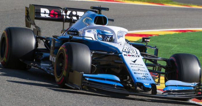 Williams explain why it took them so long to confirm Nicholas Latifi for 2020.