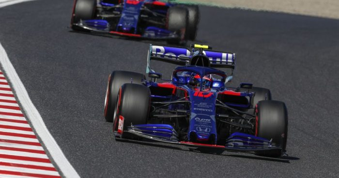 Toro Rosso's name change to Alpha Tauri for 2020 gets the go-ahead.