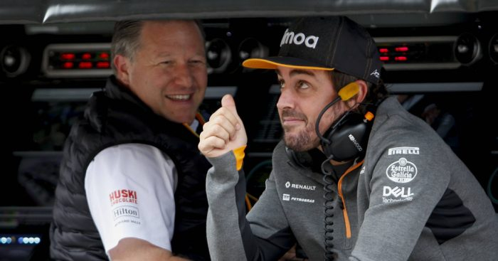 "Fernando Alonso has the ""idea"" to return to F1 after Dakar and Indy 500."