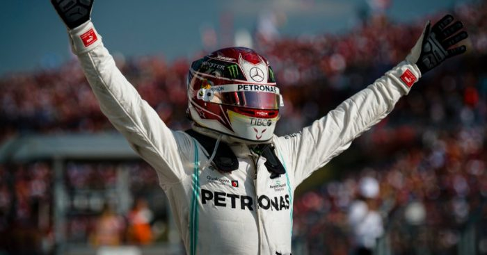 "Lewis Hamilton could ""shatter"" Michael Schumacher's records says Toto Wolff."