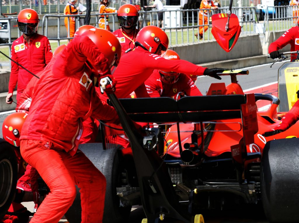 'Ferrari retain veto under new 2021 deal'