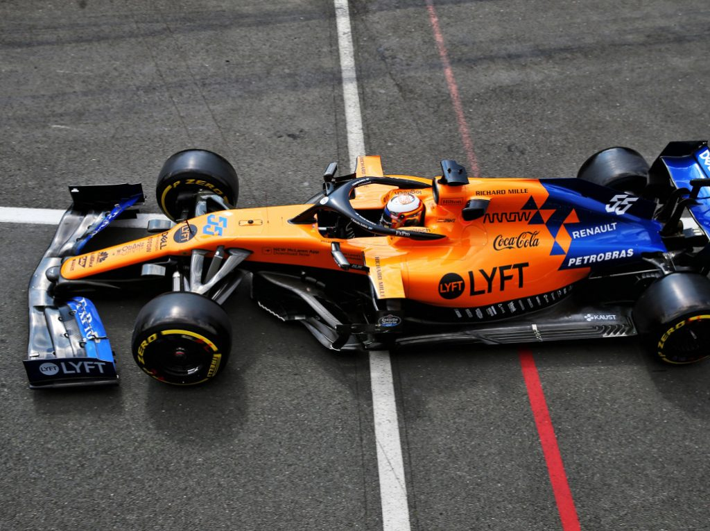 Zak Brown says it was important for McLaren to get the Mercedes engine deal for 2021 signed as quickly as possible.
