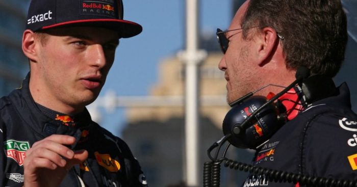 Christian Horner confident Max Verstappen will stay with Red Bull