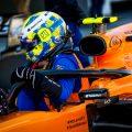 Lando Norris believes qualifying is masking McLaren's problems.