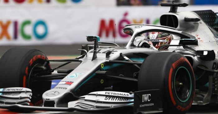 Lewis Hamilton takes a second shot at wrapping up the 2019 Drivers' Championship at the United States GP.