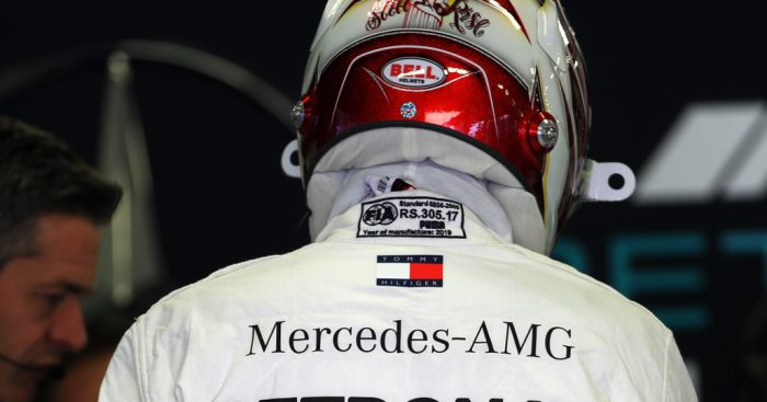 'Lewis Hamilton would quit if he was stuck in midfield'