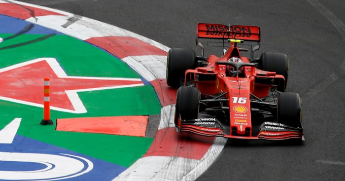 FP3: Leclerc quickest in late flurry