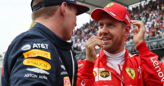 Sebastian Vettel says it was clear that drivers had to lift under yellow flags after Max Verstappen's controversial Mexico pole.