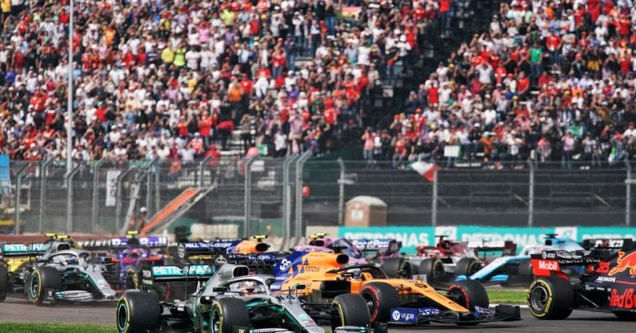"""Lewis Hamilton says it's """"very likely"""" Max Verstappen will crash into you if he isn't given extra space."""