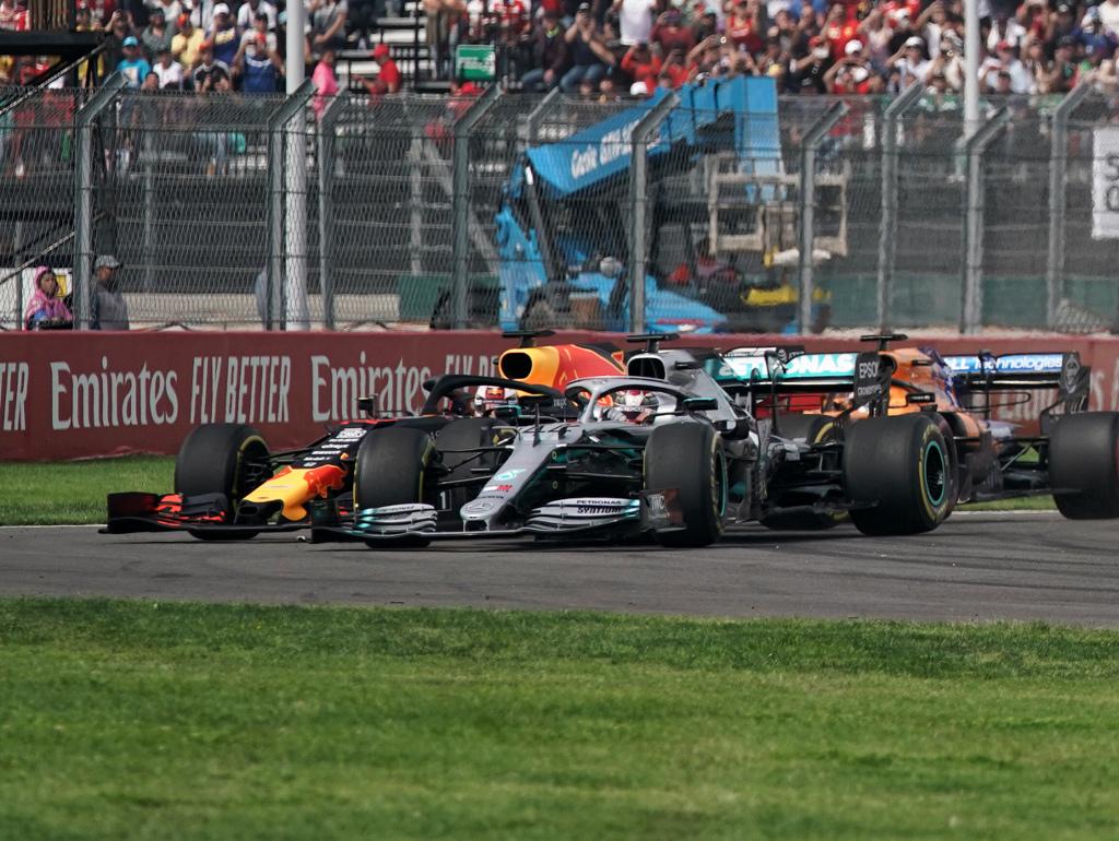 Hamilton avoided 'big' crash with Seb, 'torpedoed' by Max