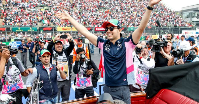 Sergio Perez predicts a big 2020 for Racing Point.