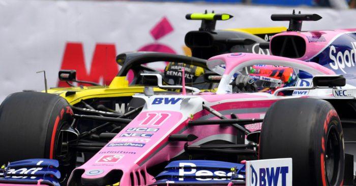 JV: Racing Point risk retribution for cheap shot