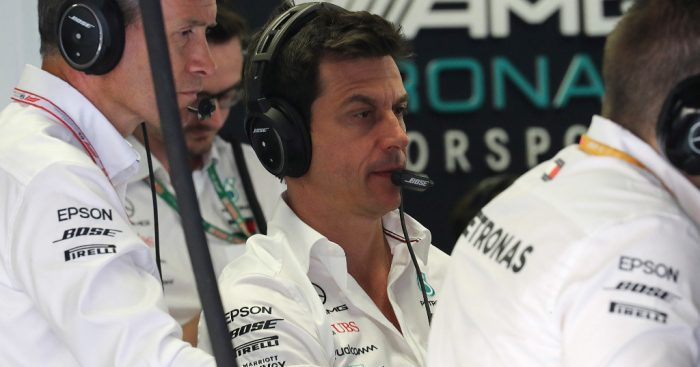 Toto Wolff holds up hand: I blocked reverse grids