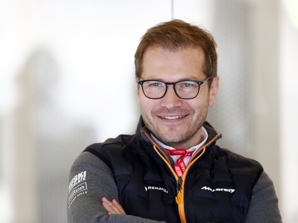"""McLaren team boss Andreas Seidl thinks the """"B-team"""" model needs to be policed from 2021."""
