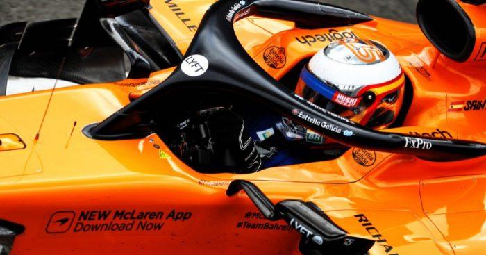 Engine problem wrecks qualifying for Carlos Sainz in Brazil.