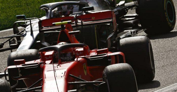 Mattia Binotto says illegal engine rumours are 'a shame'