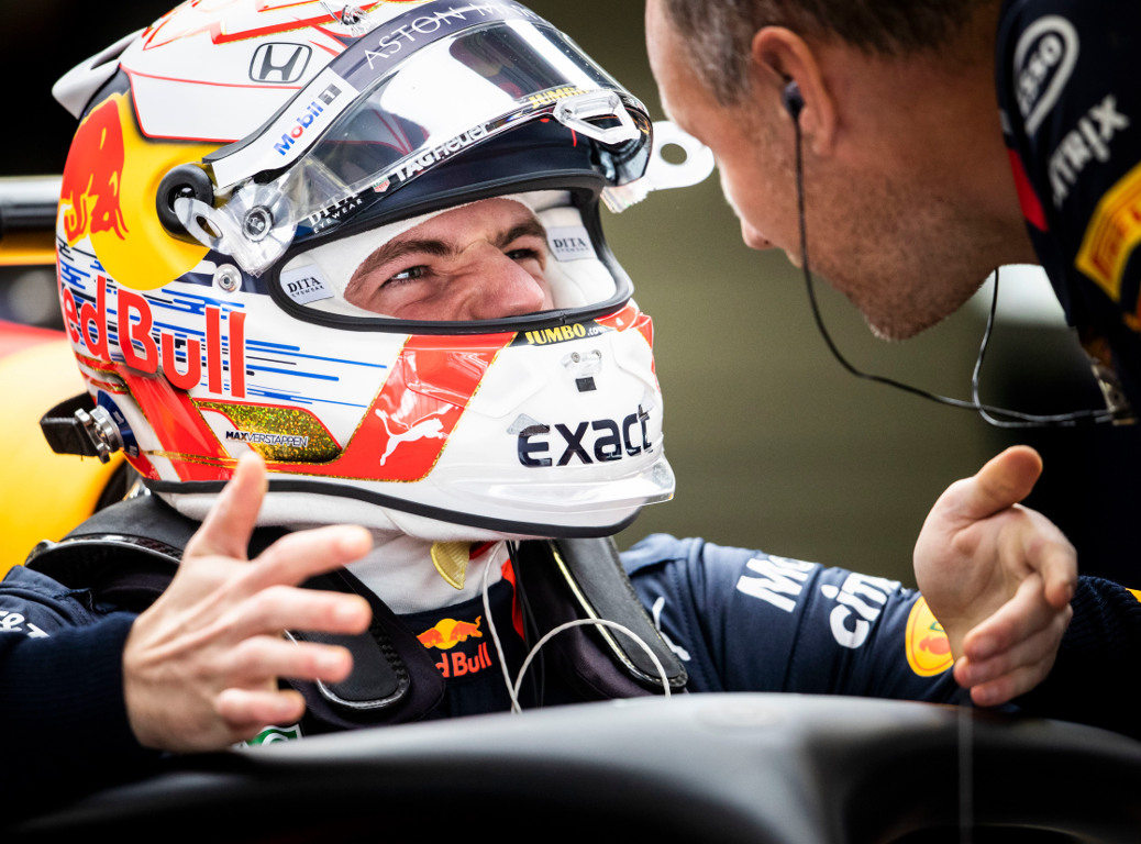 Press vs Max Verstappen: Immature and arrogant
