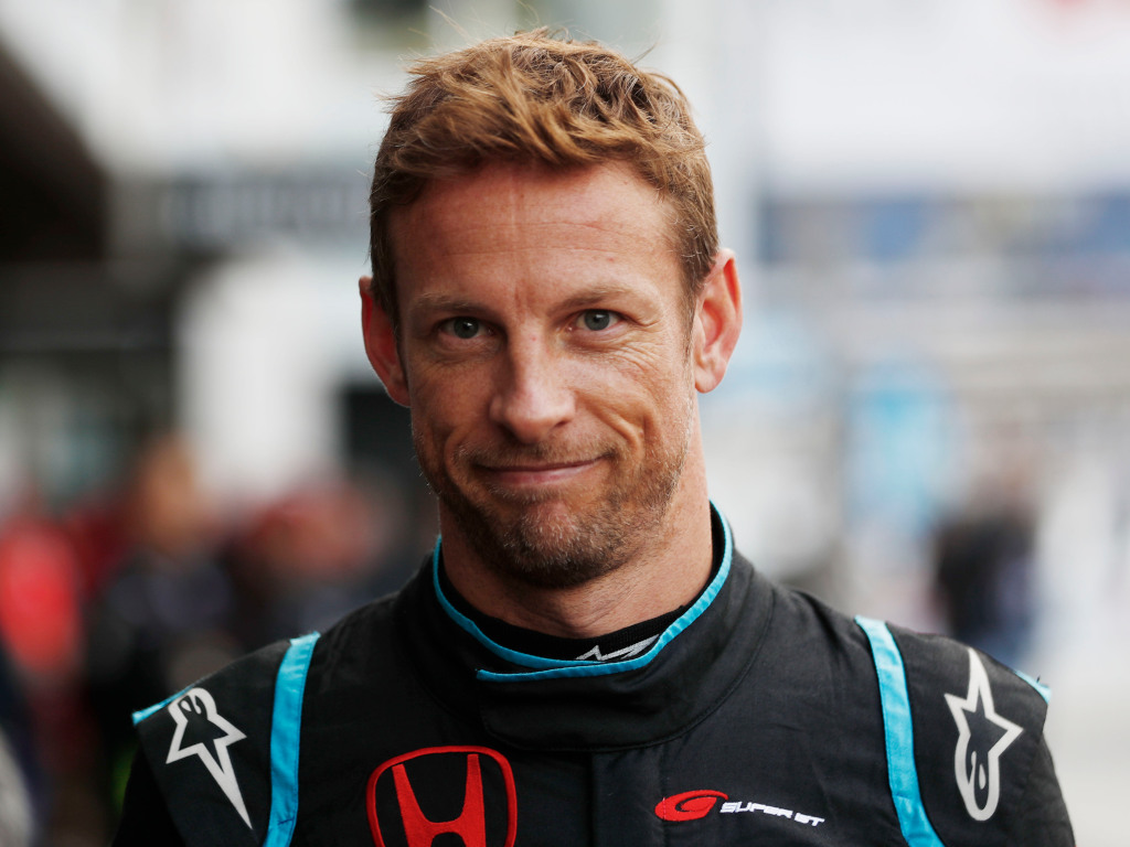 Jenson Button to appear in The Race Legends Trophy.