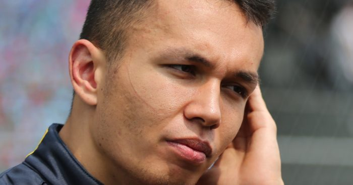 Red Bull move felt like a step back for Alex Albon