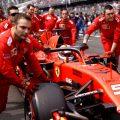 Sebastian Vettel says F1 would be stupid not to tackle environmental impact.